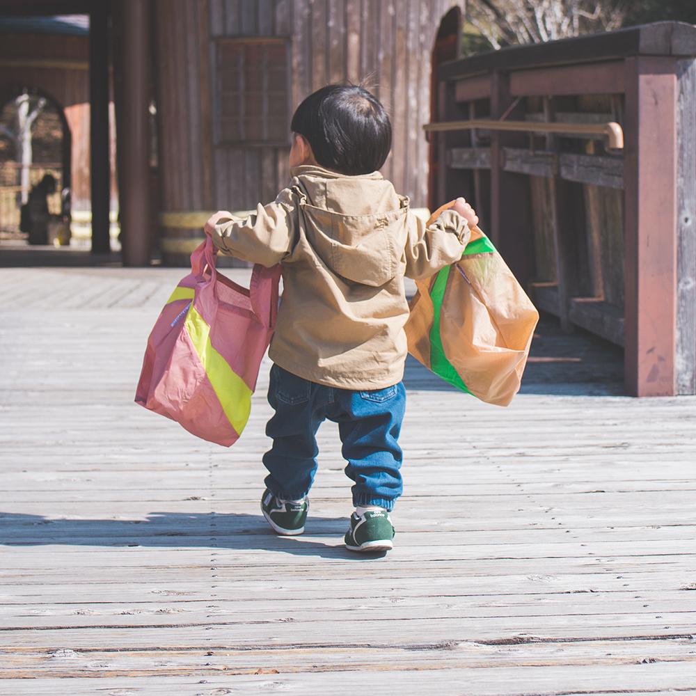 スーザンベル リップストップナイロン エコバッグ ショッピングバッグ 折り畳み 小さい 男性 コンパクト コンビニ